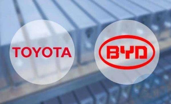 合资成功!比亚迪丰田电动车科技有限公司正式成立