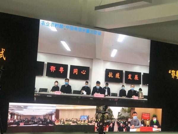"""""""暖春行动""""进行时 中国电信发挥技术优势助力春耕生产"""