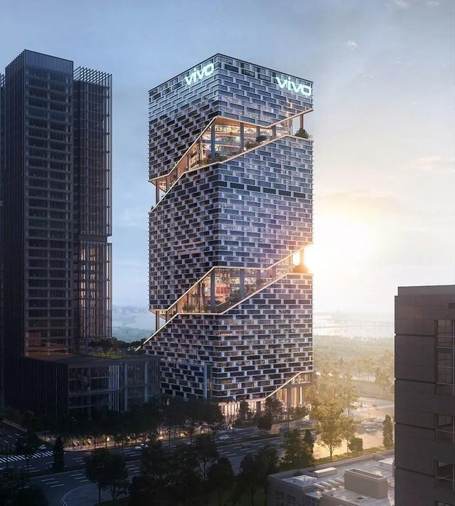 vivo深圳总部项目已开工建设 设计高度150米