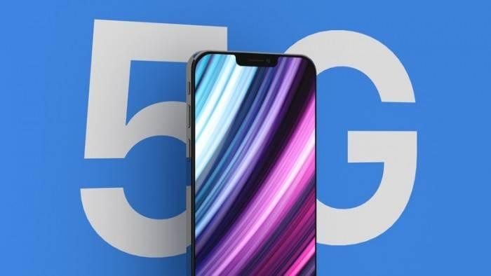 新闻称苹果的第一批5G手机出货量将减半 用户不愿意花1000多美元购买新手机
