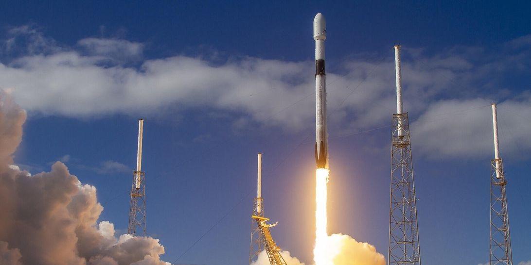 下一次 SpaceX 发射将包括 57 颗星链卫星 7月8日发射