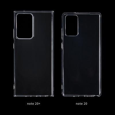 早报:三星Note20+曝新细节 realme X50即将登陆欧洲