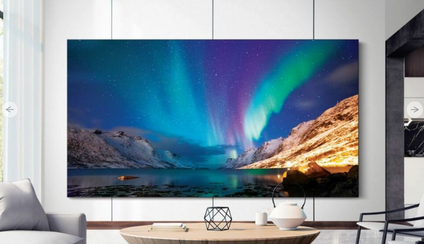 三星微LED电视即将上市 但Mini LED仍将是主流