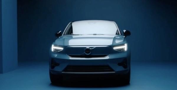 沃尔沃C40充电正式发布SUV定位于纯电动轿跑车