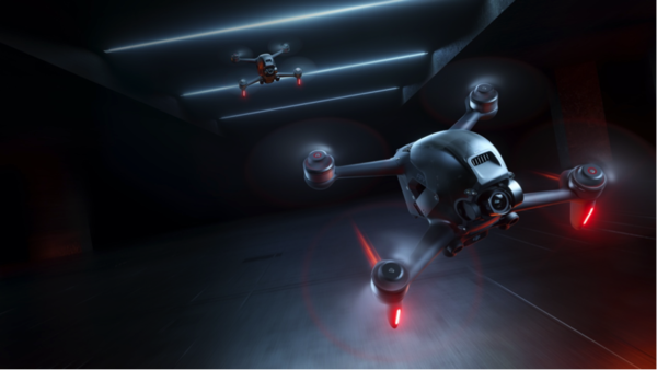 DJI DJI FPV沉浸式飞行无人机发布支持第一人称视角