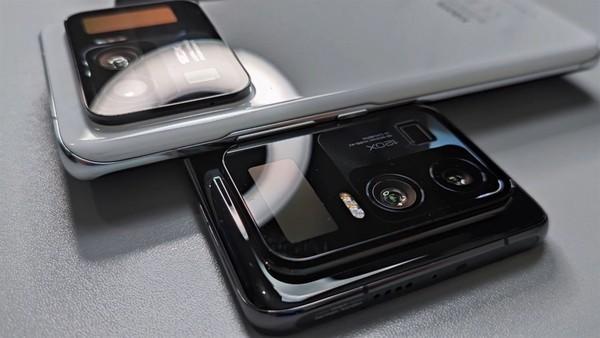 小米米11 Ultra在印尼认证:镜头模组抢眼