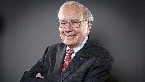 巴菲特净资产超过1000亿美元 跻身1000亿美元富豪俱乐部