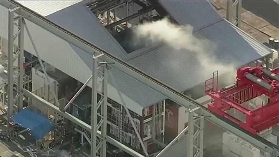 特斯拉弗里蒙特工厂火灾已得到控制,没有人员伤亡报告