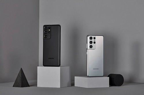 尖端创新 豪华配置 三星 Galaxy S21 Ultra 5G 玩转影像拍摄